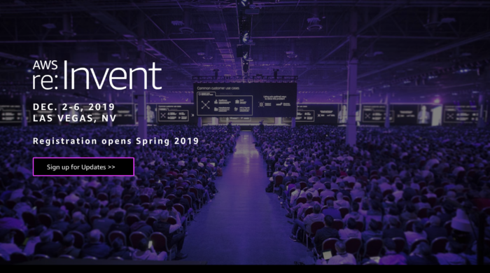 Clarify360 to attend aWS re:Invent 2019